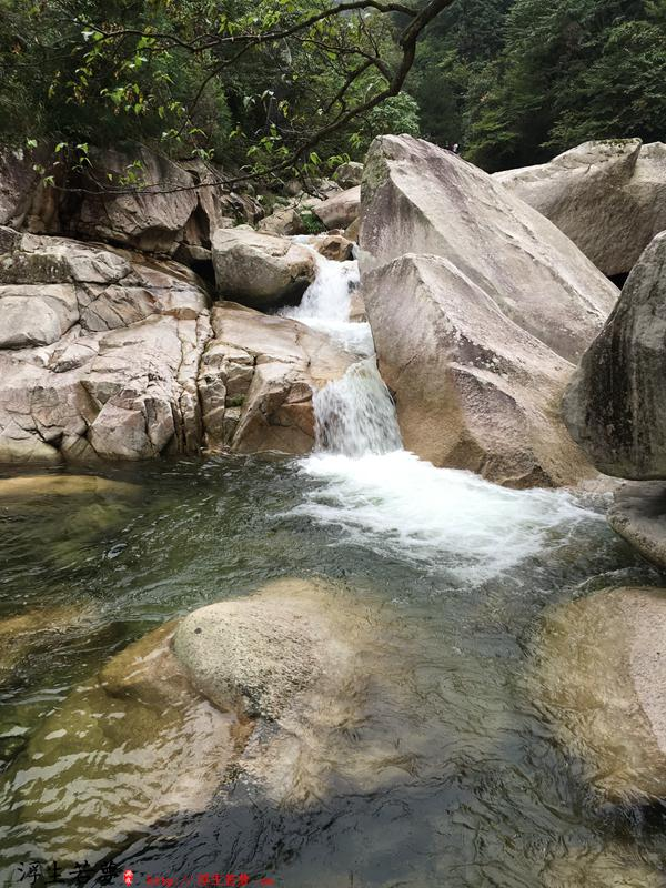天堂寨…… 登山 风景 瀑布 第6张