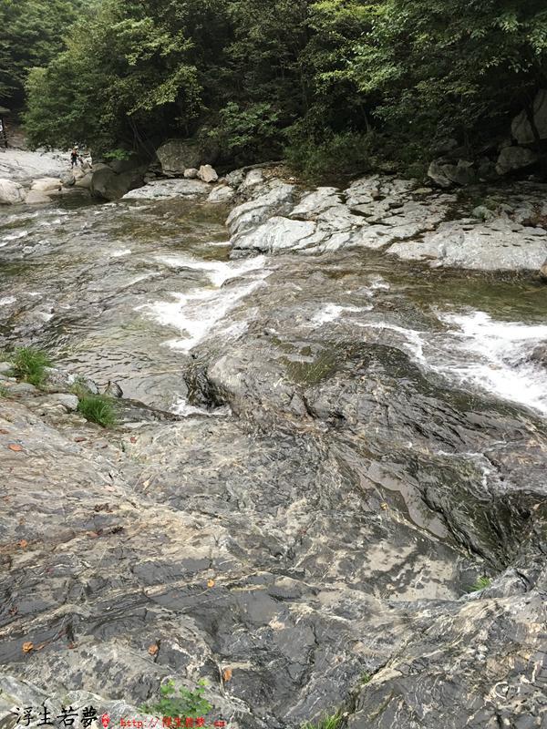 天堂寨…… 登山 风景 瀑布 第5张