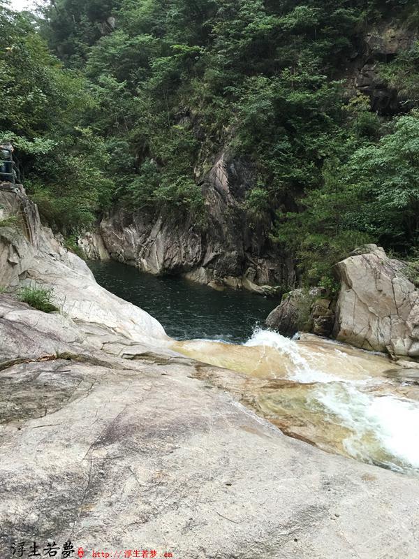 天堂寨…… 登山 风景 瀑布 第8张