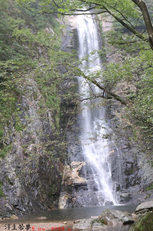 天堂寨…… 登山 风景 瀑布 第10张
