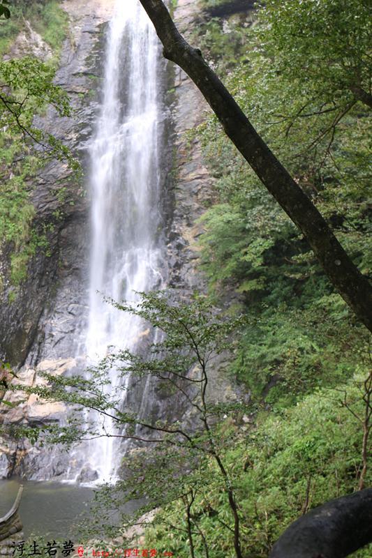 天堂寨…… 登山 风景 瀑布 第9张