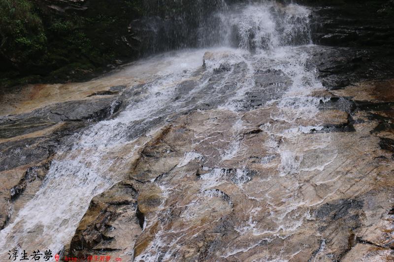 天堂寨…… 登山 风景 瀑布 第11张