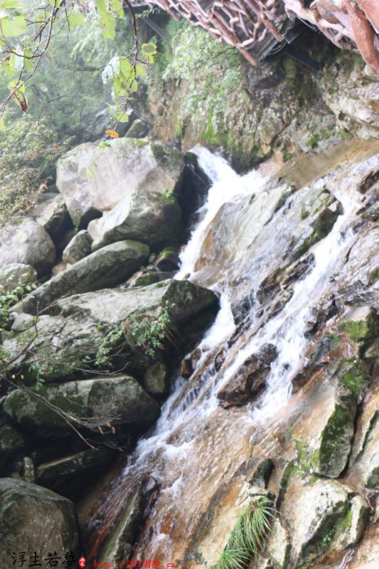 天堂寨…… 登山 风景 瀑布 第13张