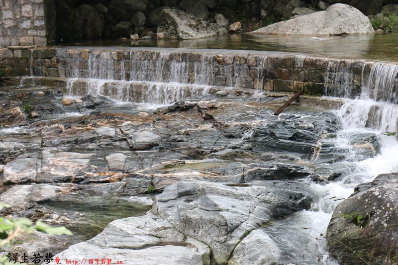 天堂寨…… 登山 风景 瀑布 第15张