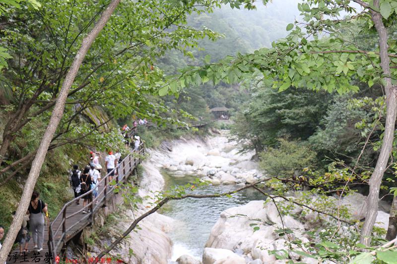 天堂寨…… 登山 风景 瀑布 第16张