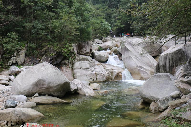 天堂寨…… 登山 风景 瀑布 第17张